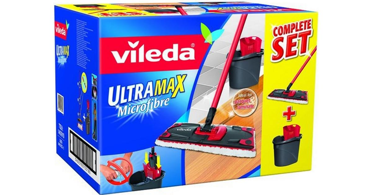 Vileda Ultramax Set Box Se Pris 4 Butikker Hos