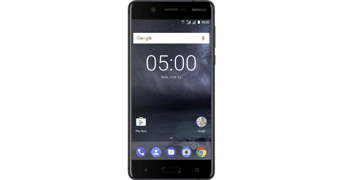 Nokia 5 Dual SIM • Se billigste pris (8 butikker) hos ...