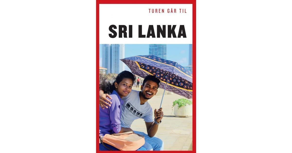 Rørig Turen går til Sri Lanka, Hæfte - Sammenlign priser hos PriceRunner GO-77