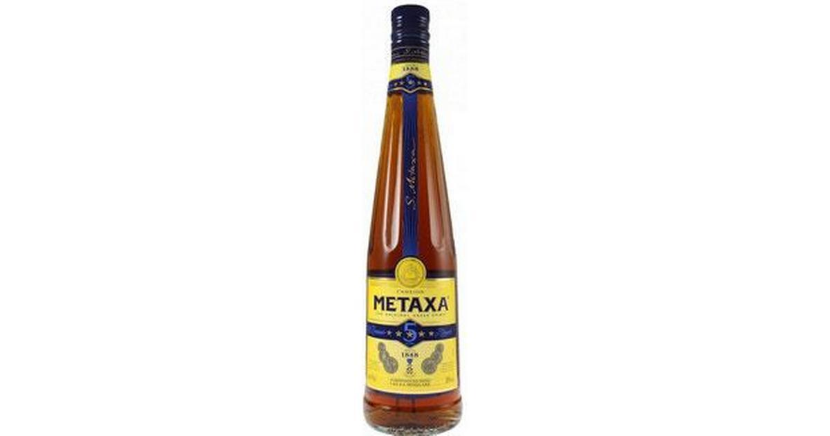 Rørig Metaxa 5 Star 38% 70 cl - Sammenlign priser hos PriceRunner XA-69