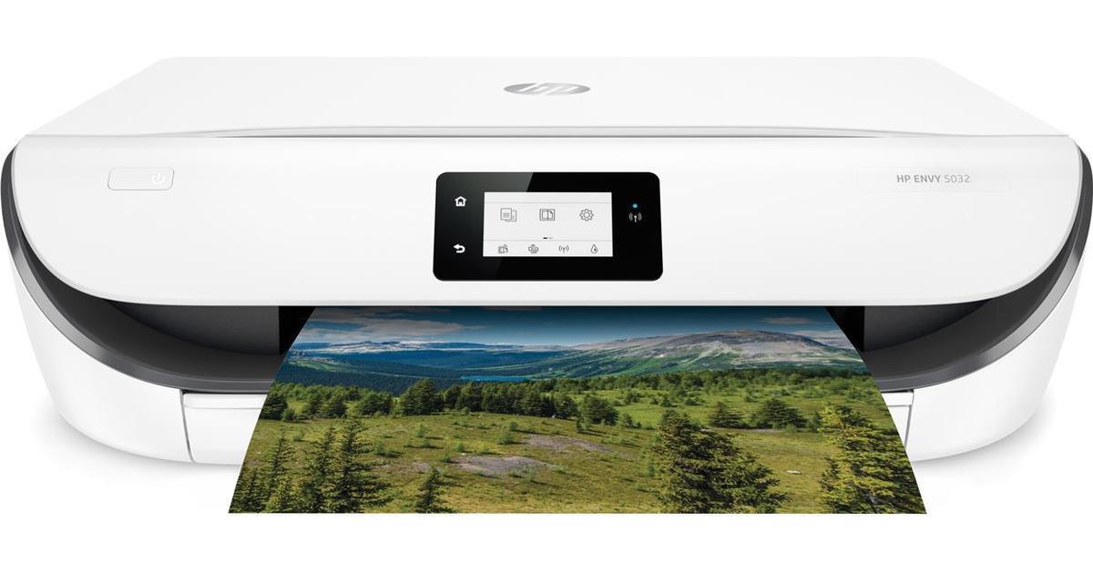 Smuk HP Envy 5032 - Sammenlign priser hos PriceRunner WR-37