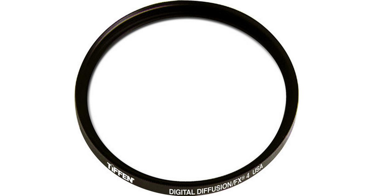 Tiffen W49DDFX4 49mm Digital Diffusion FX 4 Filter
