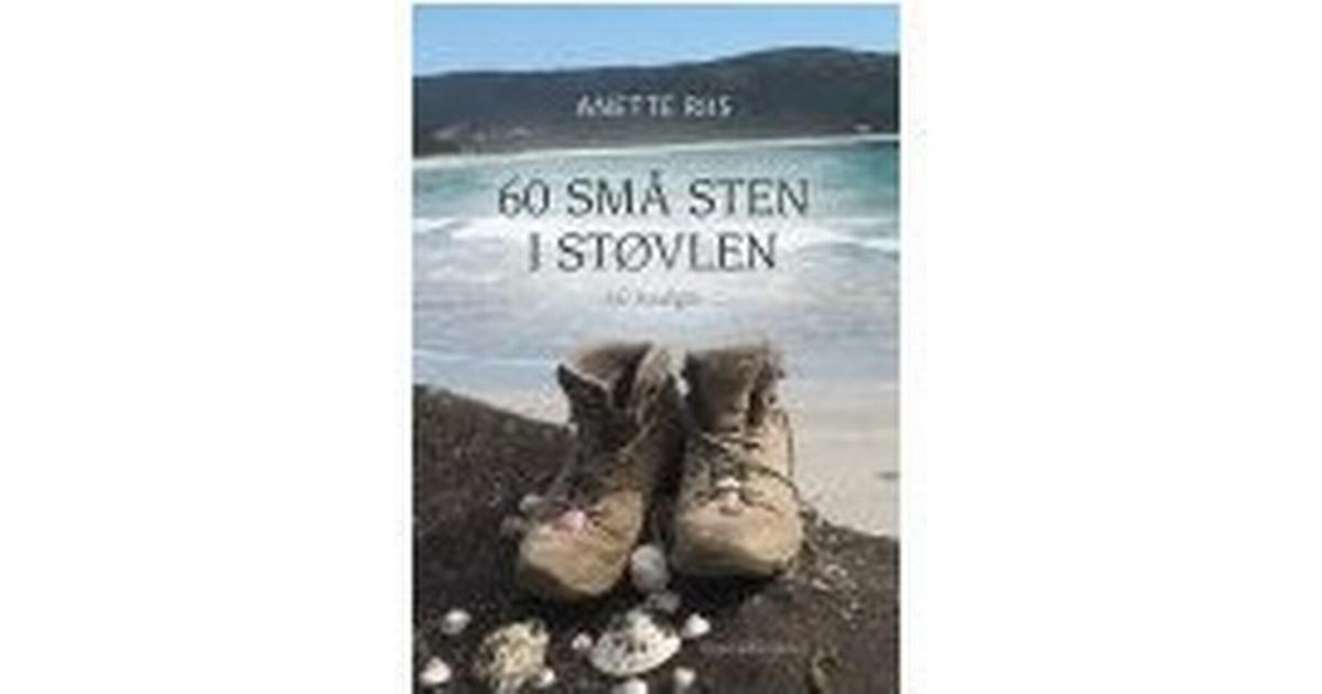 60 SMÅ STEN I STØVLEN