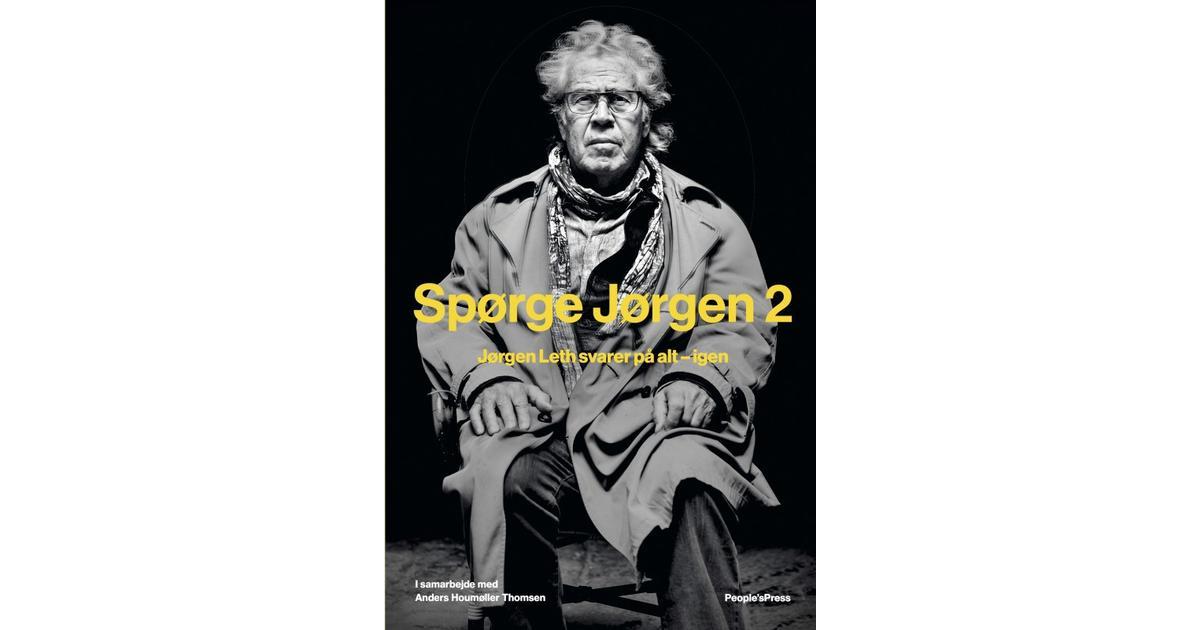 Tidssvarende Spørge Jørgen 2: Jørgen Leth svarer på alt - igen, E-bog OO-34