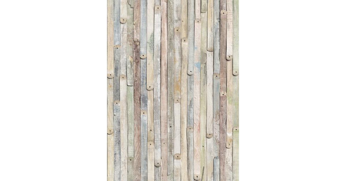 Picture of: Komar Vintage Wood 4 910 Se Pris 8 Butikker Hos Pricerunner