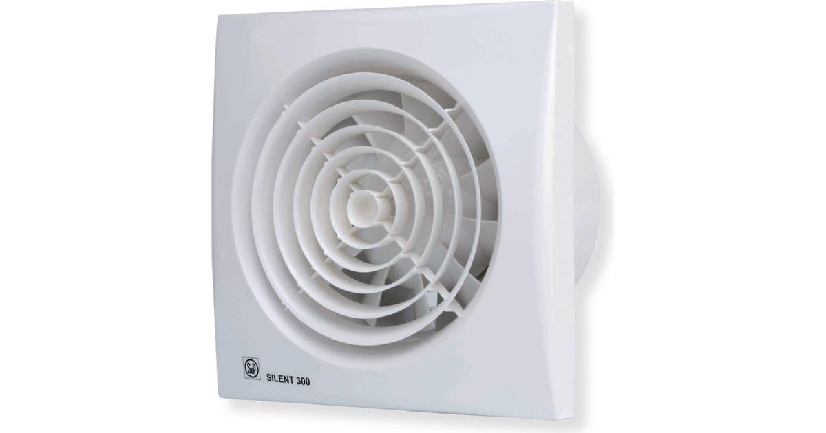 Picture of: Thermex Ventilator Silent 200 Chrz Se Priser 14 Butikker