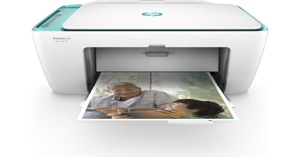Topmoderne HP DeskJet 2632 - Sammenlign priser hos PriceRunner EN-99