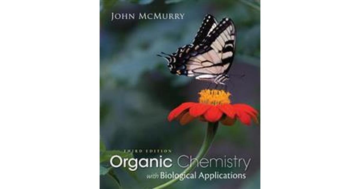 Afholte Organic Chemistry With Biological Applications, Hardback FU-91