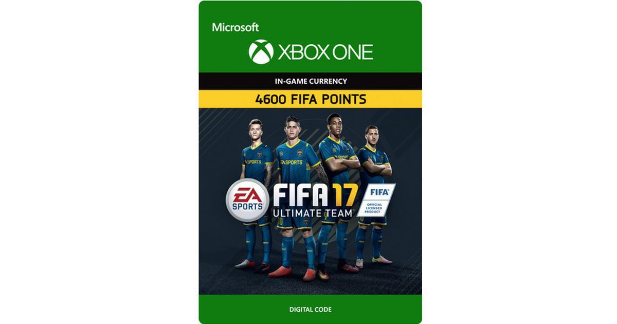 Electronic Arts FIFA 17 - 4600 Points - Xbox One • Se ...