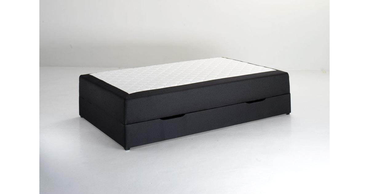 Picture of: Nordisk Fjer Feather Bed With Storage 120x200cm Se Priser Hos Os