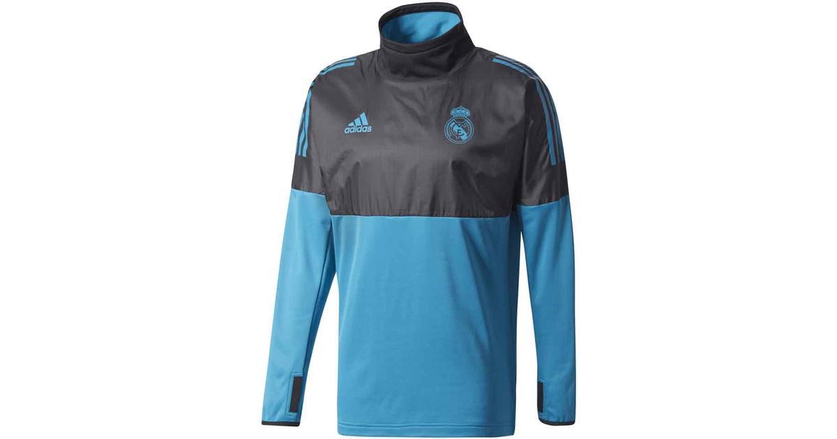 Adidas Real Madrid Eu Hybrid T Shirt Sr Sammenlign priser & anmeldelser på PriceRunner Danmark
