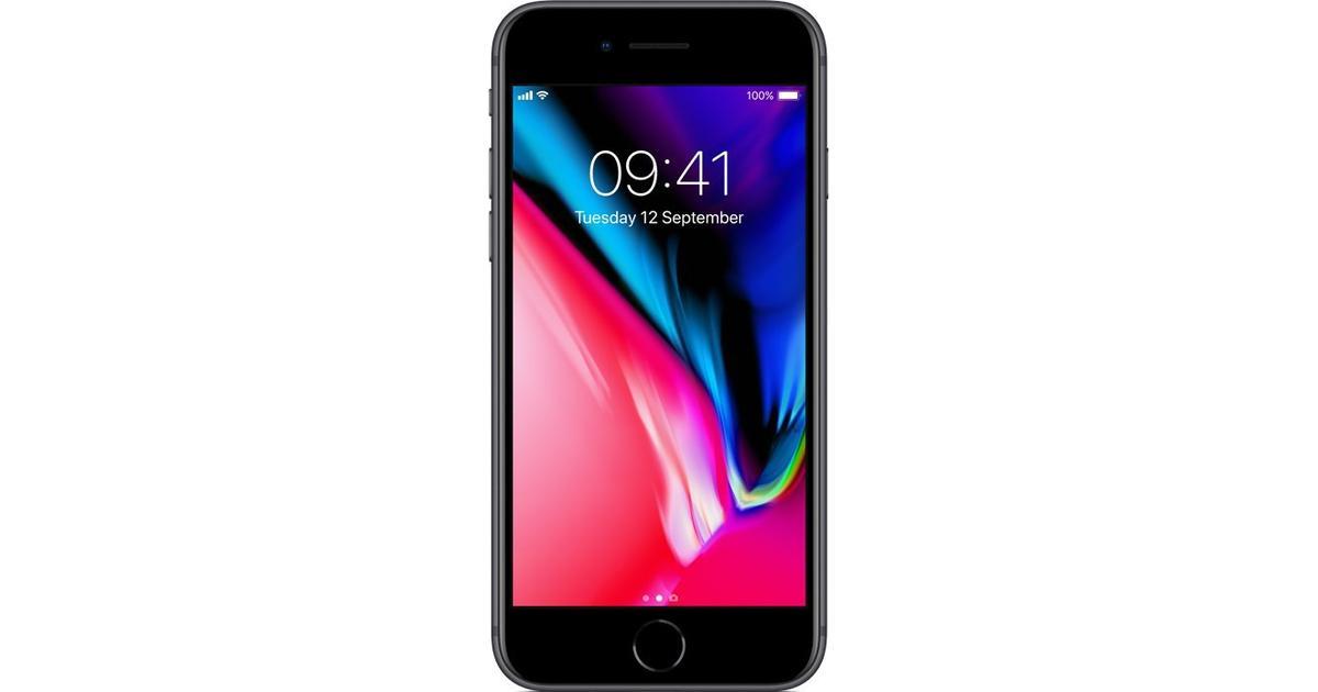 Lækker Apple iPhone 8 64GB - Sammenlign pris på iPhone 8 - PriceRunner KJ-16