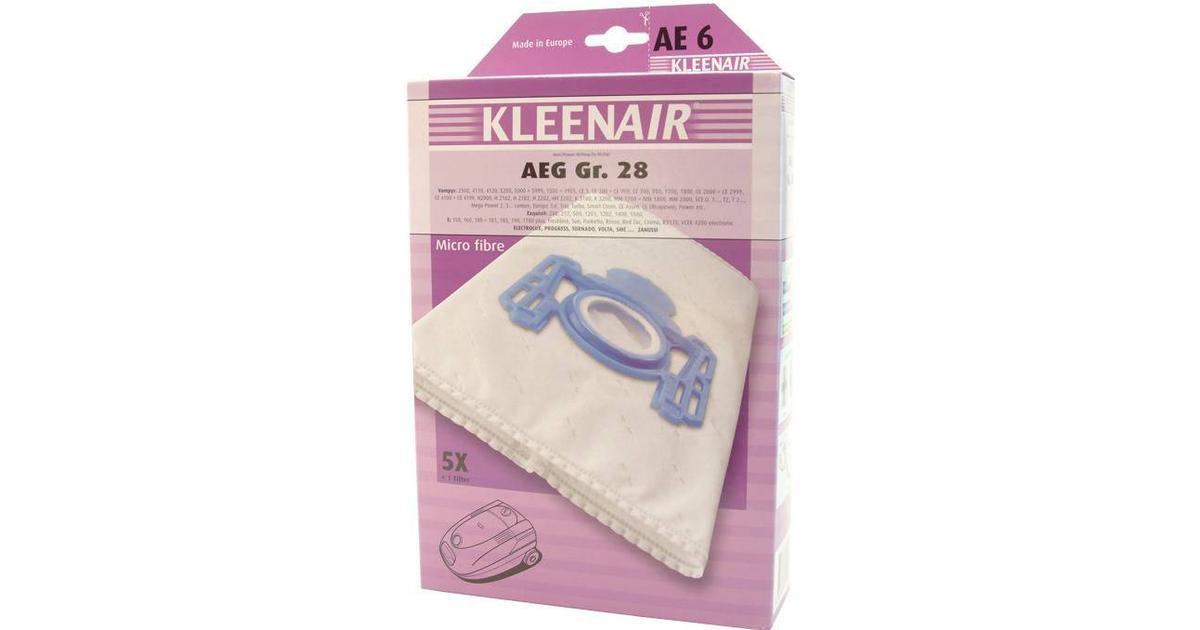 Kleenair EL8 5+1 pack