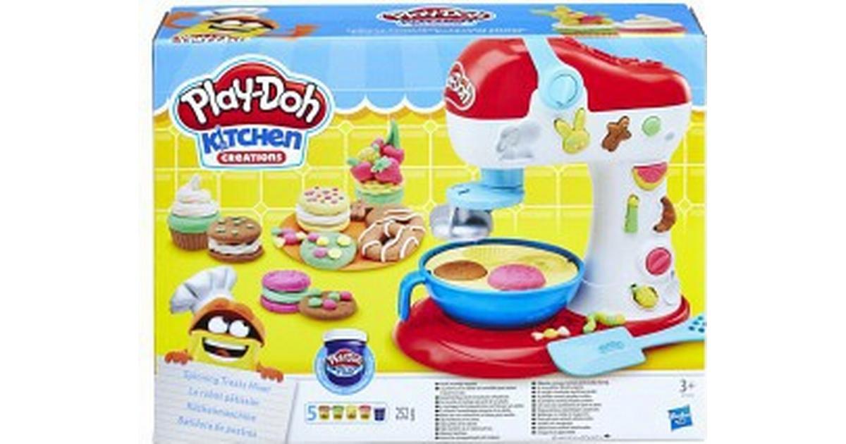 Hasbro Play Doh Kitchen Creations Spinning Treats Mixer E0102 • Se priser nu »