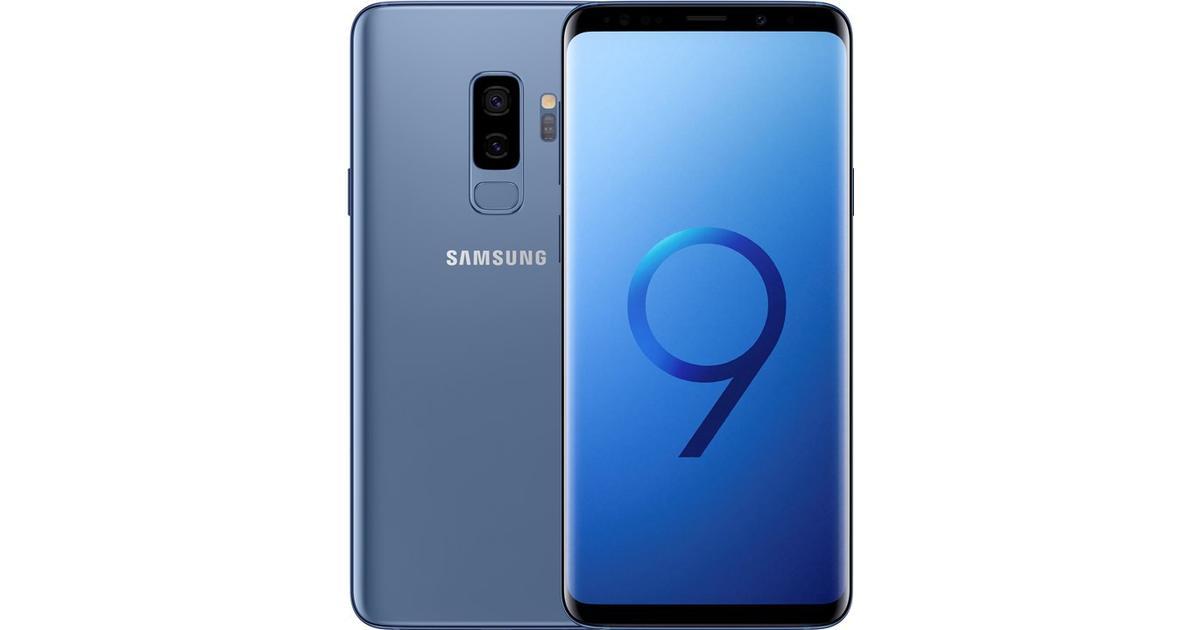Velsete Samsung Galaxy S9+ 64GB • Se billigste pris (37 butikker) hos FD-37
