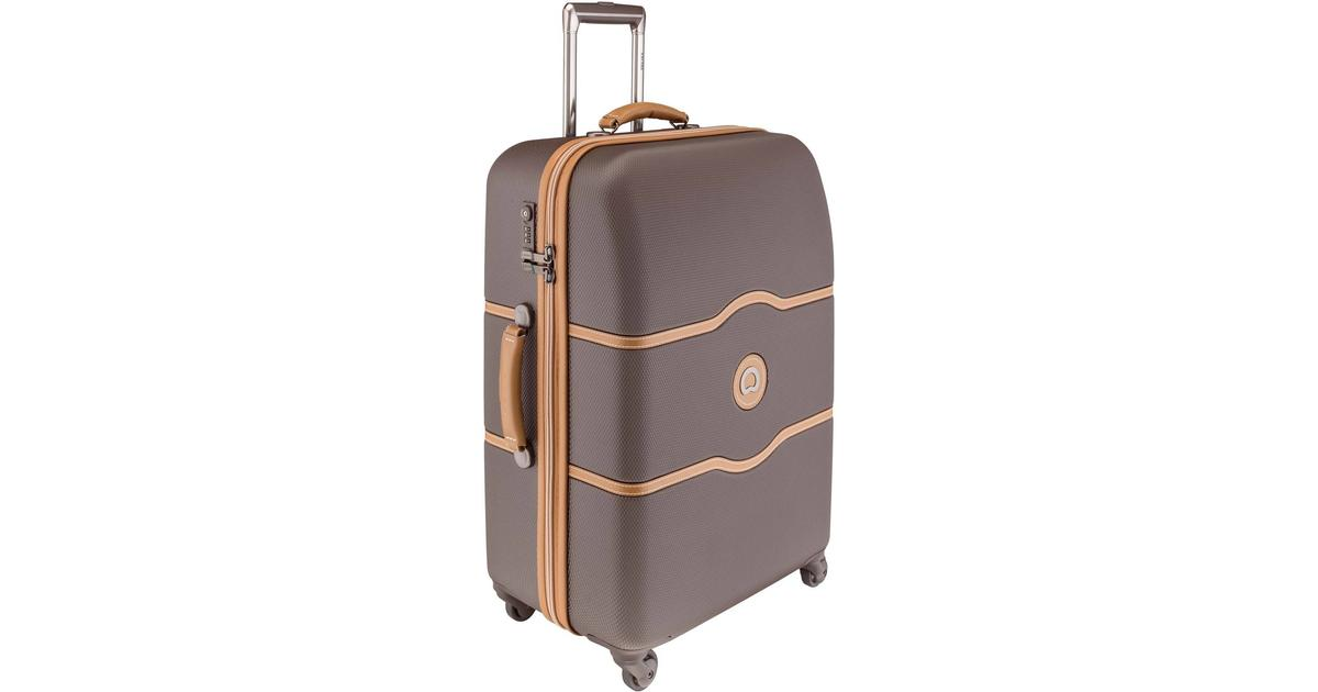Delsey Chatelet Air Chocolate Kuffert Lille 55 cm