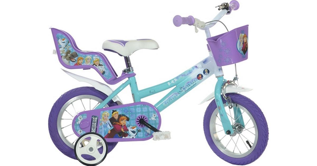 Icke gamla Disney Frozen Cykel 12 Børn - Sammenlign priser hos PriceRunner XP-68