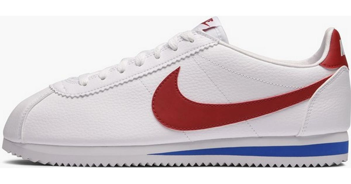 Nike Classic Cortez Leather WhiteRed