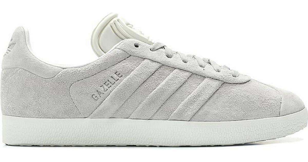 Adidas Gazelle Stitch & Turn GreyWhite