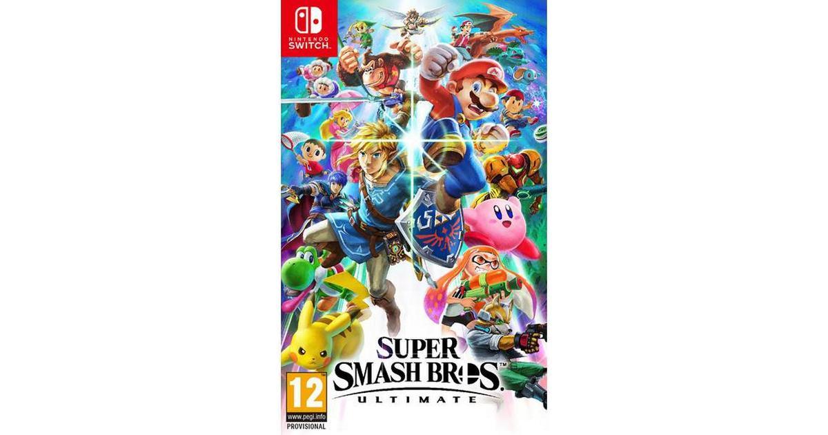 super smash bros nintendo switch price