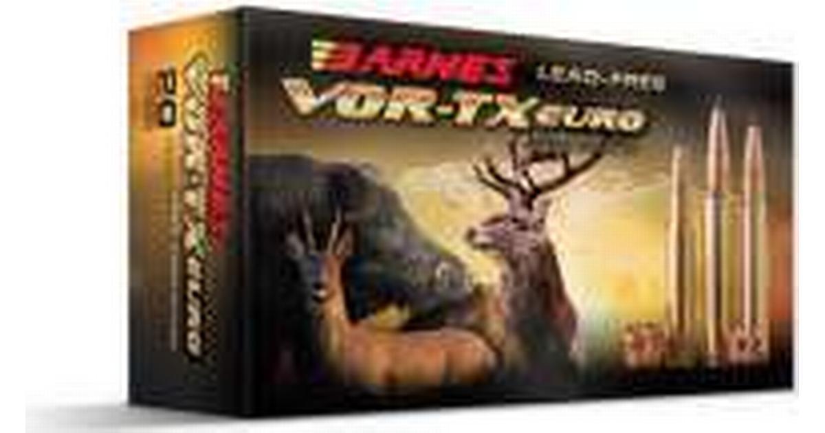Barnes VOR-TX TTSX BT Euro 308 Win 168gr • Se priser hos os