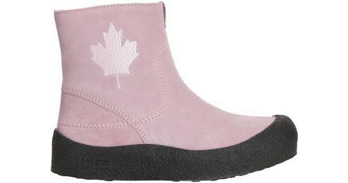 Canada Snow Quebec Pink