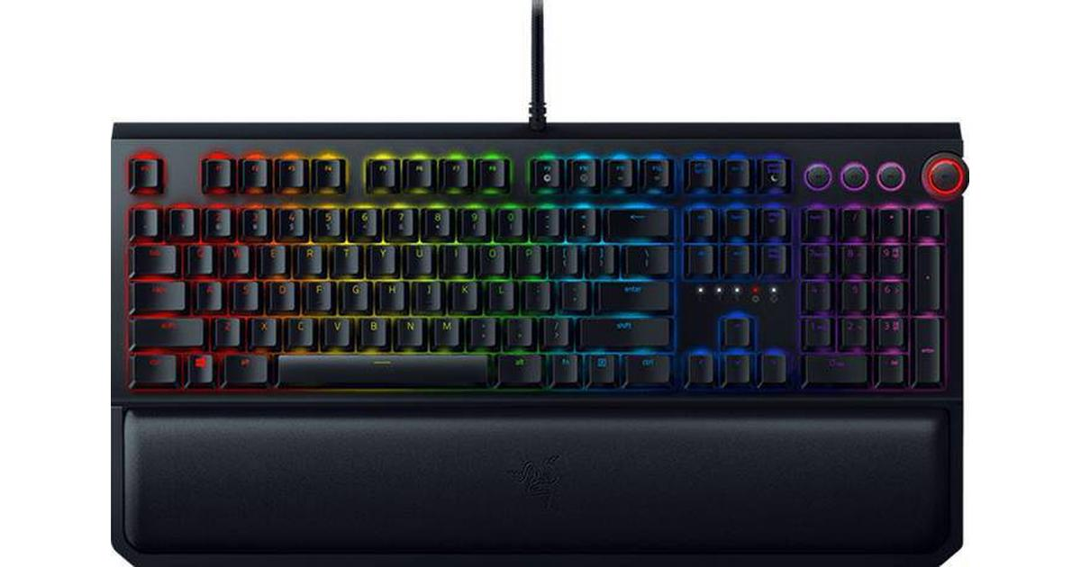 Razer Blackwidow 2019 gamingtastatur