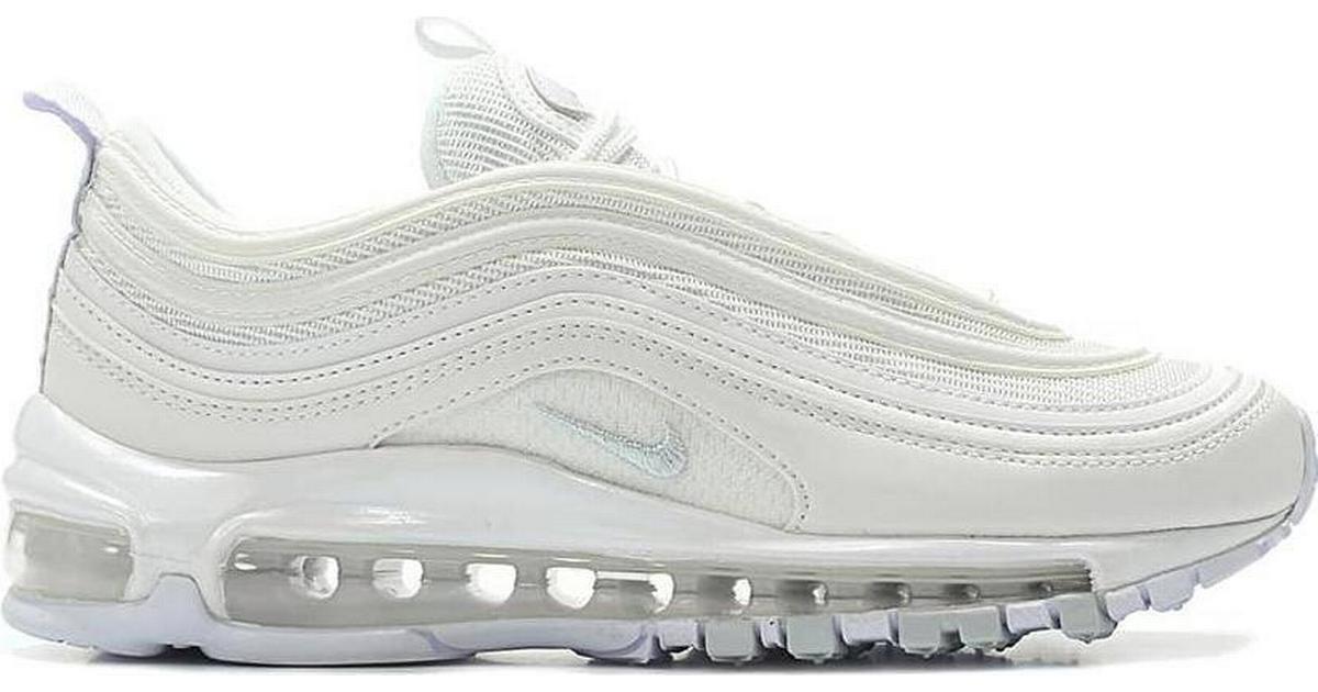 Købe Nike Air Max 97 Damesko Sort Hvid Prm