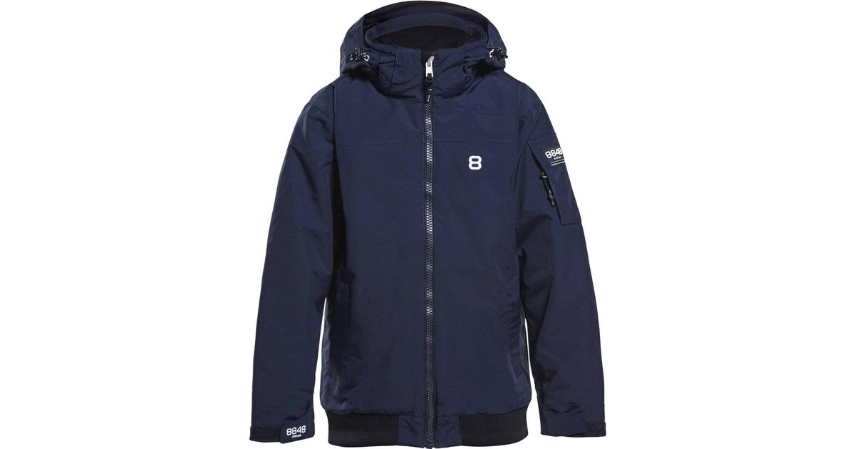 8848 Altitude Bronce Jr Jacket Navy Sammenlign priser & anmeldelser på PriceRunner Danmark
