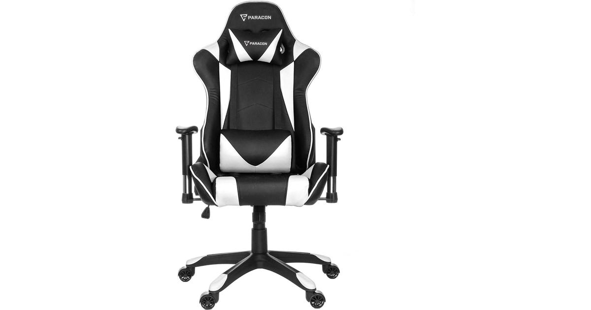 Paracon Knight Gaming Chair BlackWhite