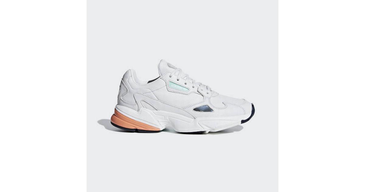 Adidas Falcon Crystal WhiteCrystal WhiteEasy Orange