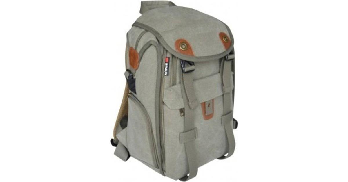 BRAUN Eiger backpack kamerarygsæk