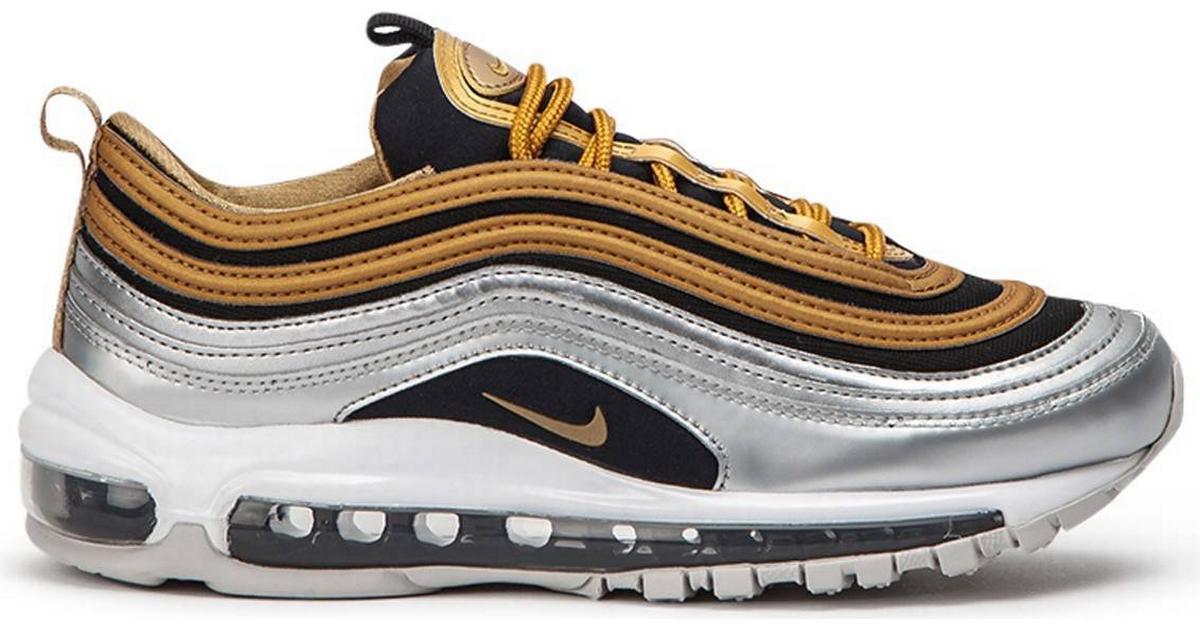 Nike Air Max 97 Gold Silver