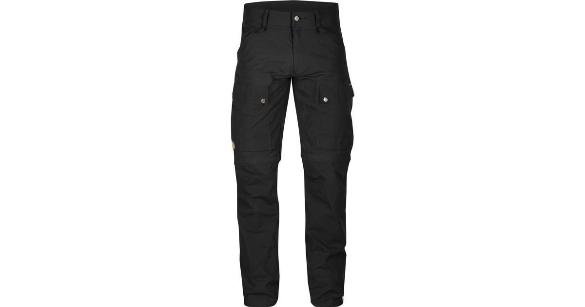 Fjällräven Keb Gaiter Trousers Long BlackBlack Sammenlign priser & anmeldelser på PriceRunner Danmark
