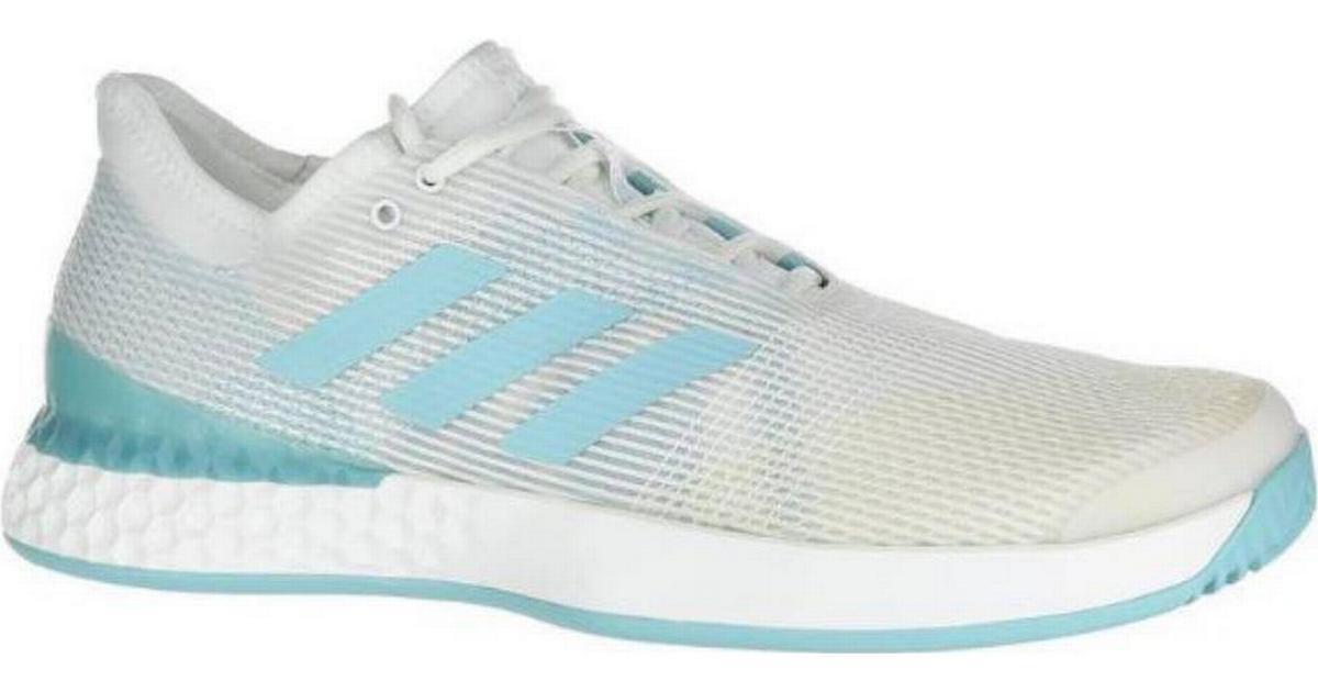 Adidas Adizero Ubersonic 3 X Parley M WhiteTurquoise
