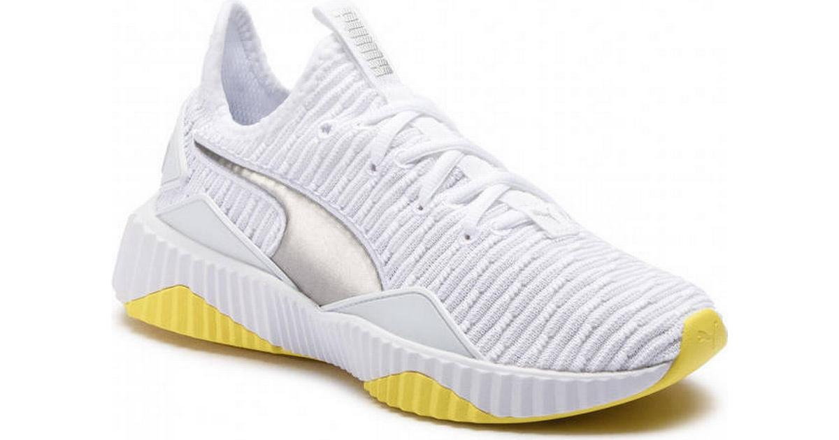 nowy przyjazd spotykać się uważaj na Puma Defy Trailblazer - White/Yellow - Sammenlign priser & anmeldelser på  PriceRunner Danmark