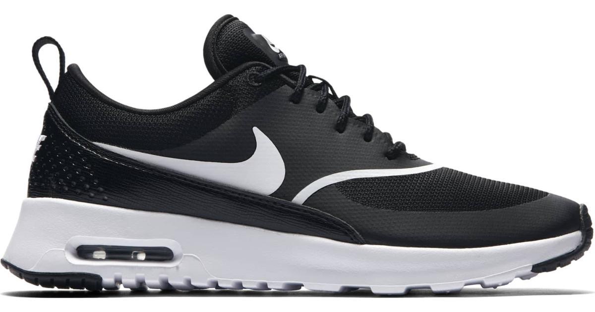 Nike Air Max Thea W BlackWhite