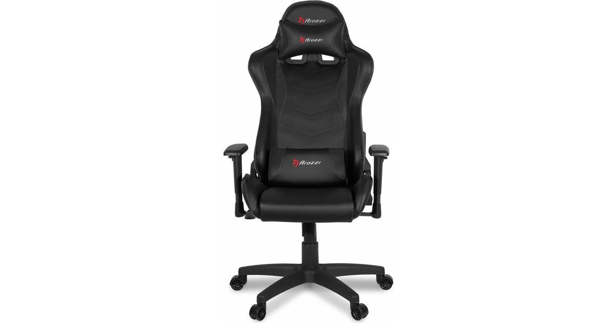 Arozzi Mezzo V2 Gaming Chair Black