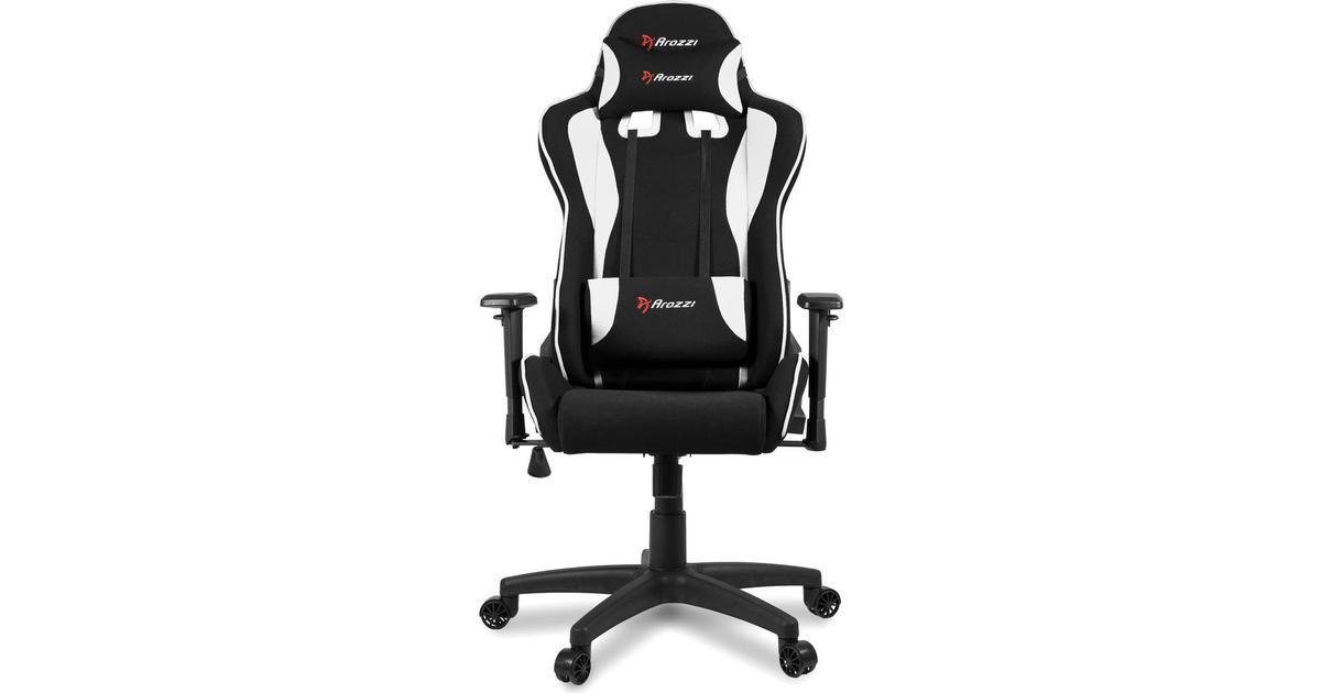 Arozzi Mezzo V2 Gaming Chair BlackWhite