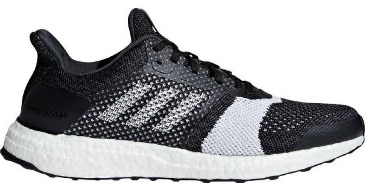 Adidas UltraBOOST ST BlackWhite Sammenlign priser & anmeldelser på PriceRunner Danmark