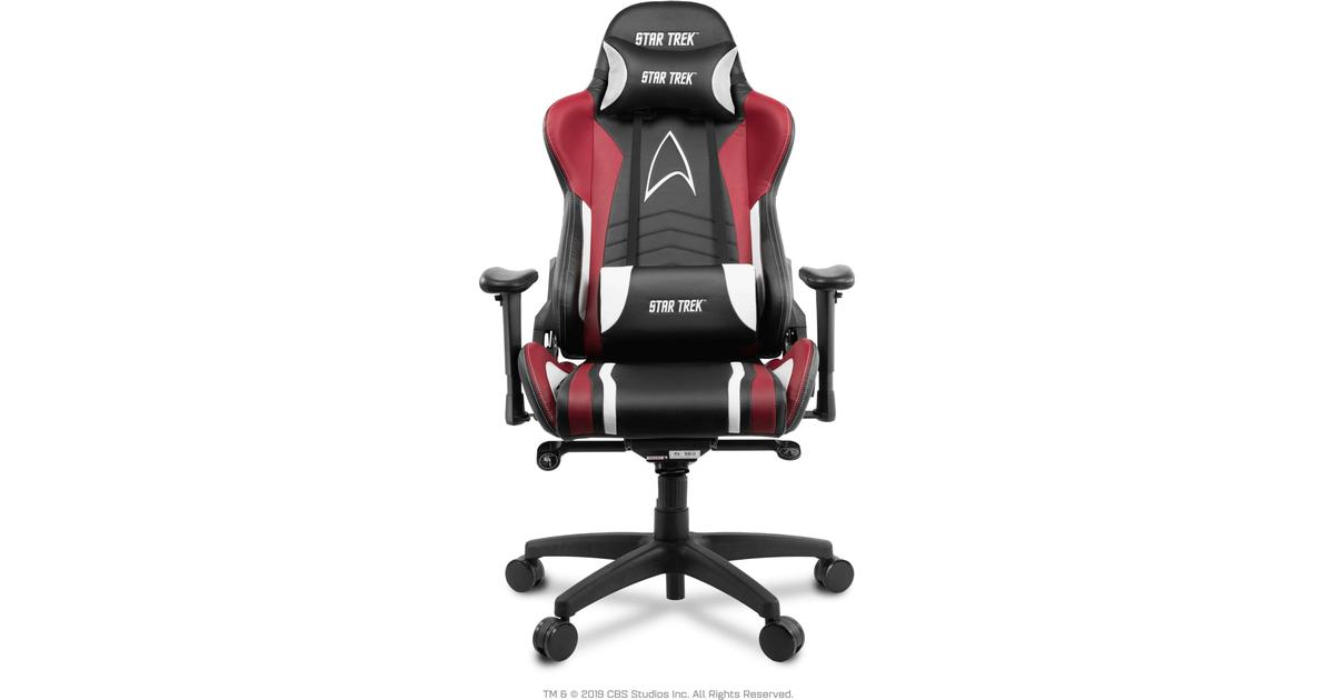 Arozzi Verona Pro V2 Star Trek Edition Gaming Chair BlackRed