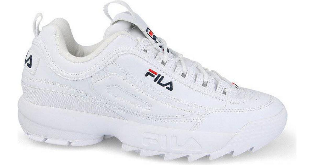 Fila Disruptor Low M White