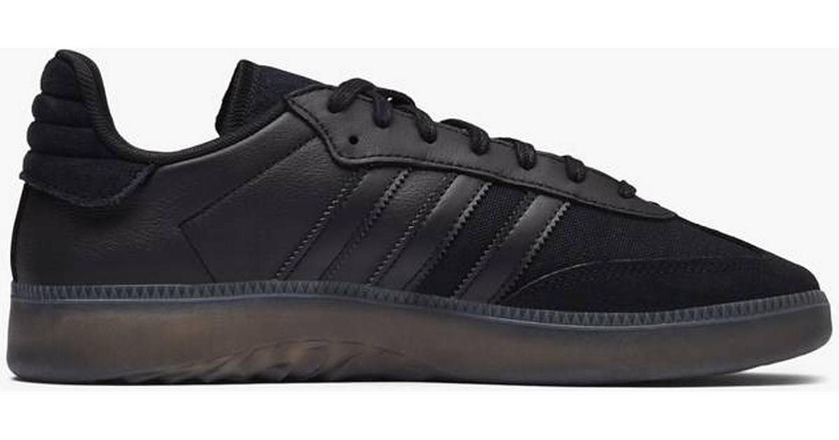 Adidas Samba RM Core BlackCore BlackFtwr White Sammenlign priser & anmeldelser på PriceRunner Danmark