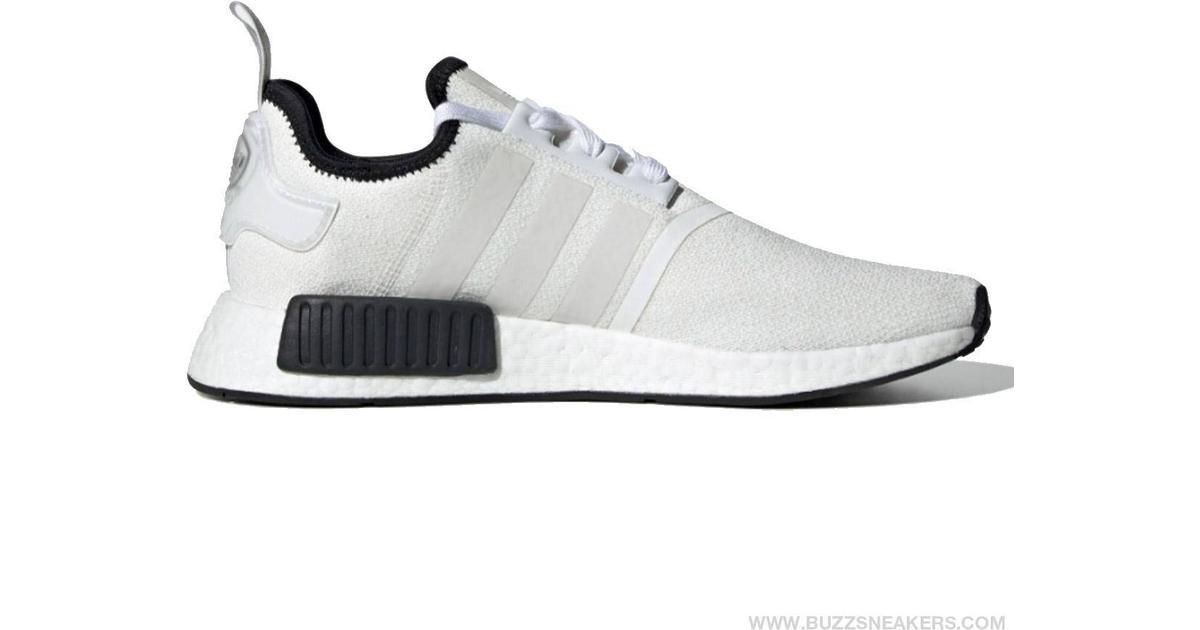 Adidas NMD_R1 Ftwr WhiteFtwr WhiteCore Black Sammenlign priser & anmeldelser på PriceRunner Danmark