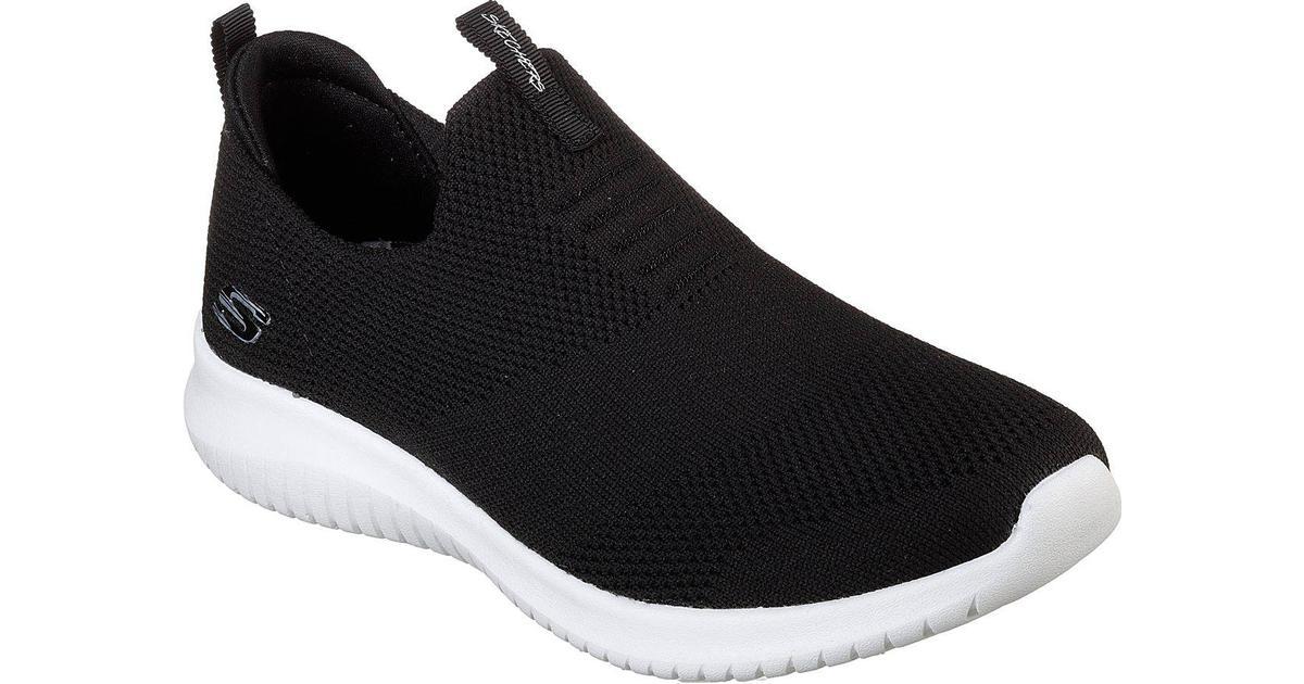 Skechers Ultra Flex First Take BlackWhite