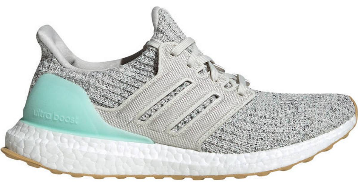 Adidas UltraBOOST W Clear MintRaw WhiteCarbon Sammenlign priser & anmeldelser på PriceRunner Danmark
