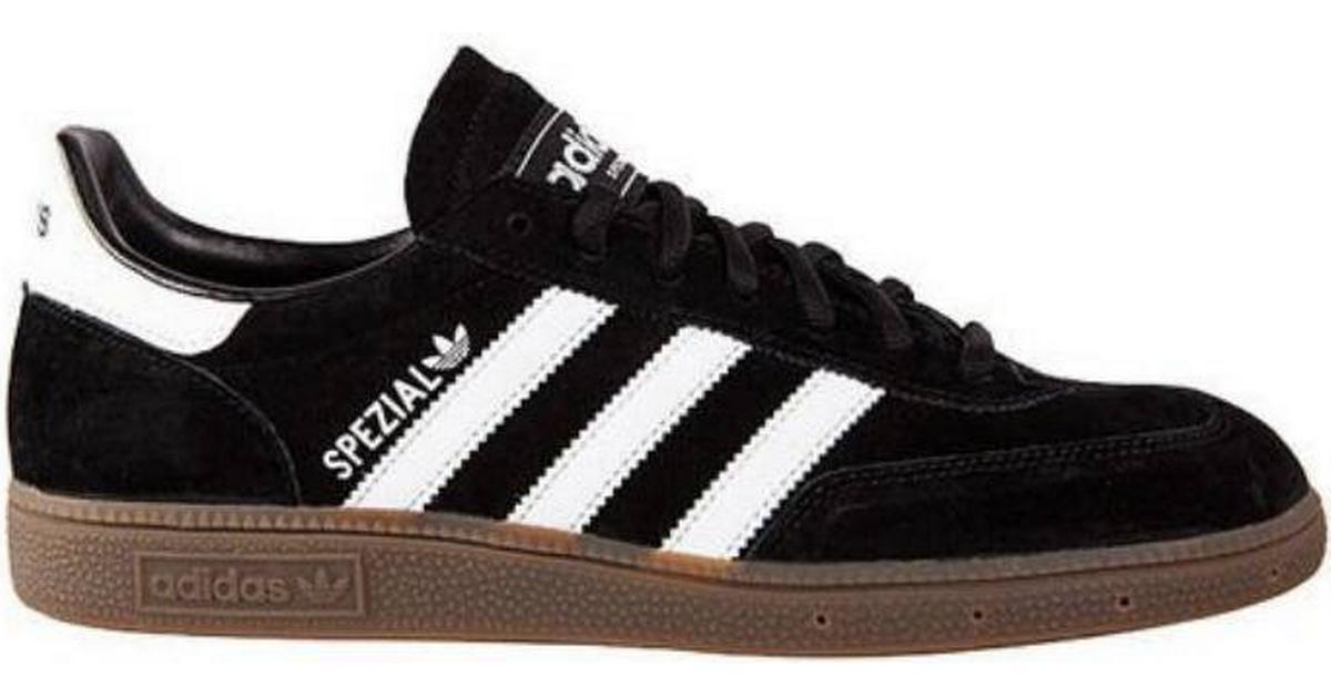 Adidas Originals Handball Spezial Black & White Trainers Ny
