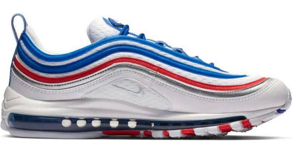 Nike Air Max 97 Ultra Hvid Sort Cool Sneakers