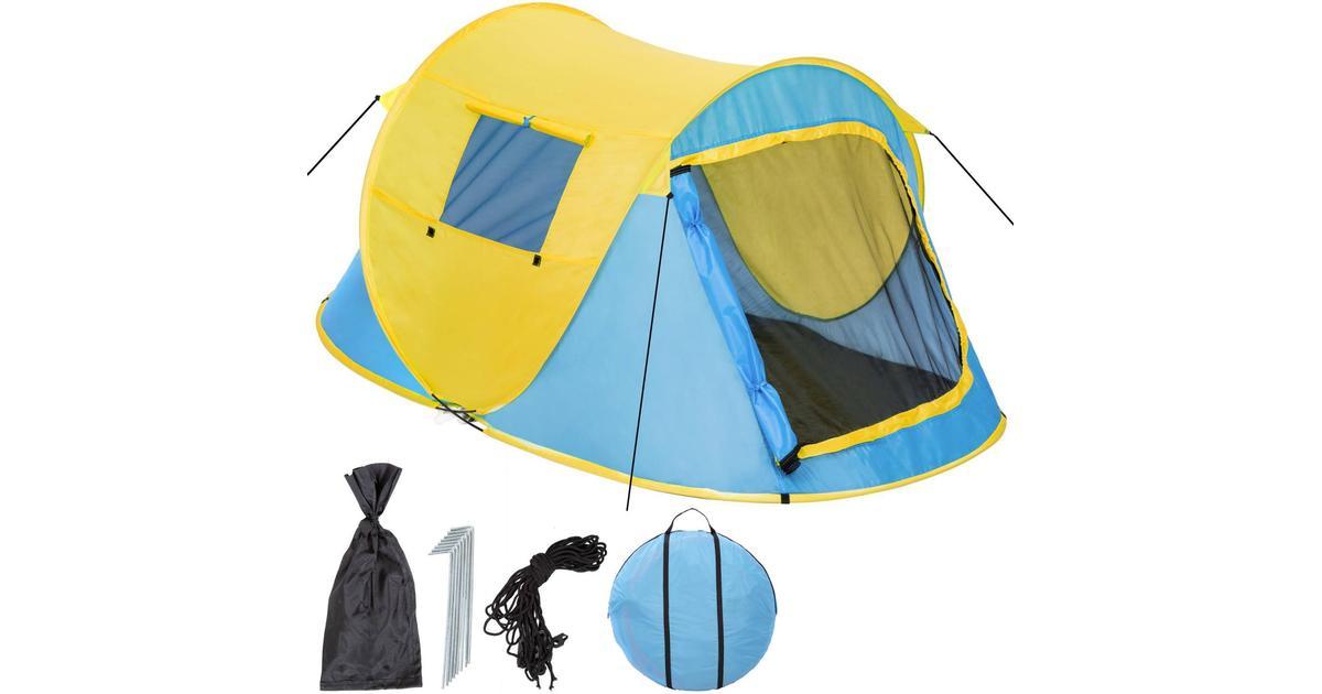 Popup telt til 2 personer EASY CAMP NIGHTTIDE