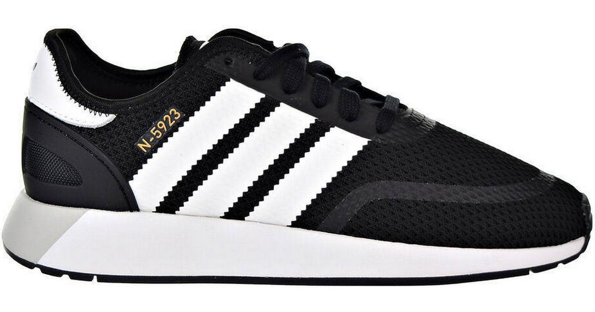 Adidas N 5923 Core BlackFtwr WhiteGrey One Sammenlign priser & anmeldelser på PriceRunner Danmark
